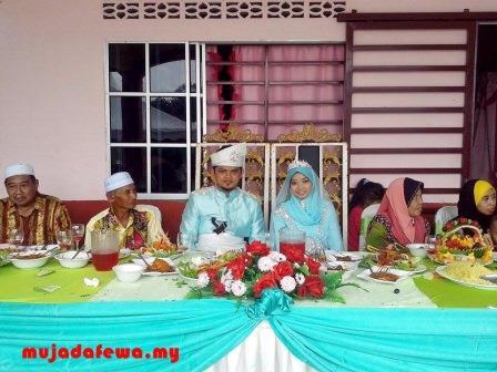 majlis perkahwinan, fuh.my, blogger meeting, blogger hebat berkahwin