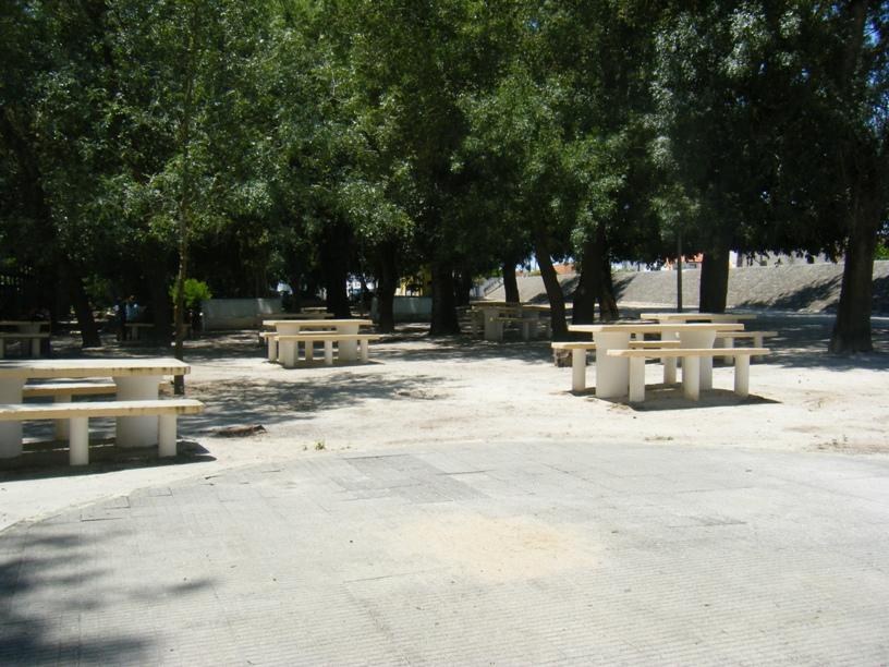 Mesas de Cimento