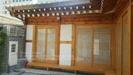 Korean traditional house