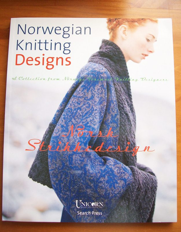 Sewing is for girls: Book Review: Norwegian Knitting Designs