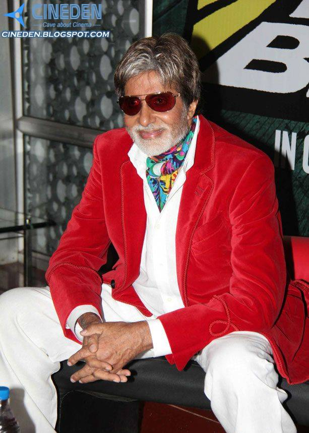 Amitabh defends Indian Cricket team