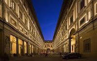 Флоренция  музеи уффици