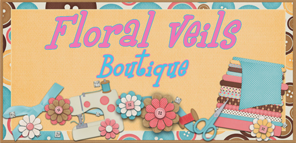 Floral Veils Boutique