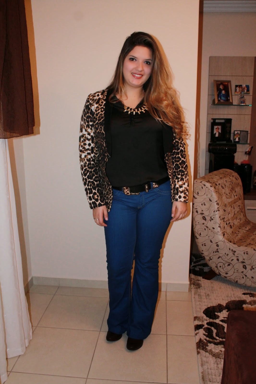 Look do dia - Go out