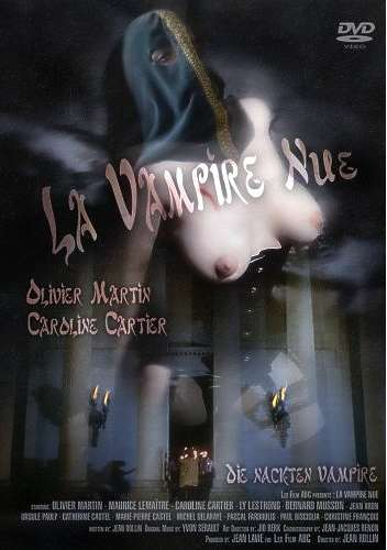 Jean Rollin Home Video Designs: La Vampire Nue (The Nude Vampire)