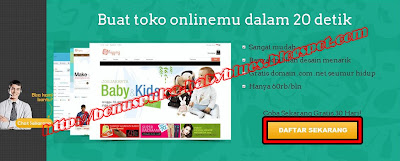 Software Website Toko Online Gratis