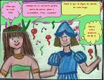 La leyenda de la Cacica de Guatavita - Léala en Nuevas voces de Esperanza