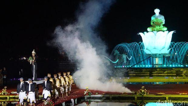 Foto Air Mancur Sri Baduga