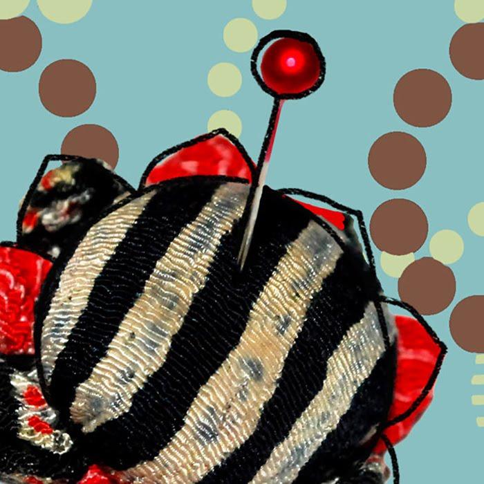Hoodie's Pincushion
