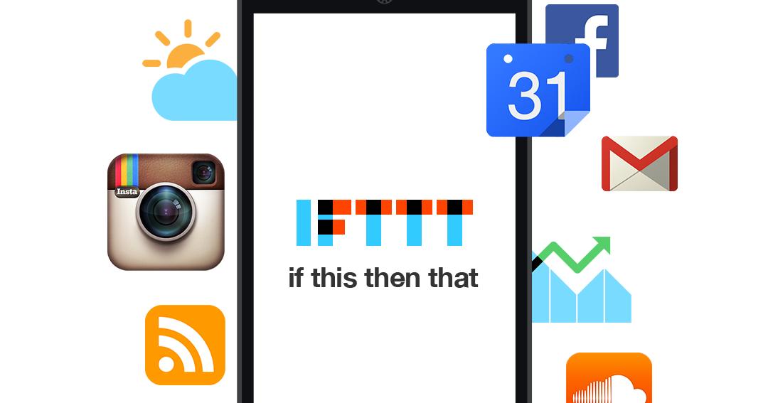 IFTTT Android iOS 入門教學:如果明天下雨請今日提醒我