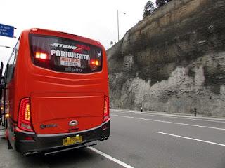 Bus Pariwisata Pekanbaru 253