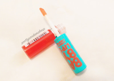 Baby lips lip gloss in berry chic swatches and review