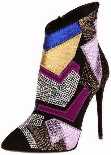 Shoe Luv   Top 10 Giuseppe Zanotti Stiletto Booties for Fall  Winter ... 89c8845967