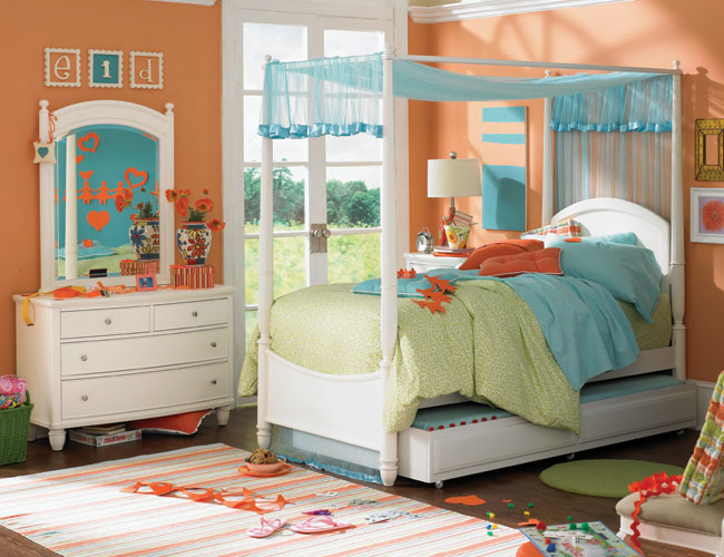Little girls bedroom little girl bedroom sets - Little girls bedrooms ...