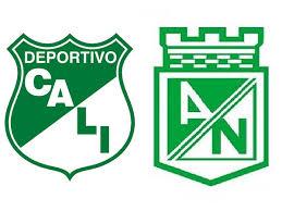Deportivo Cali vs Atlético Nacional