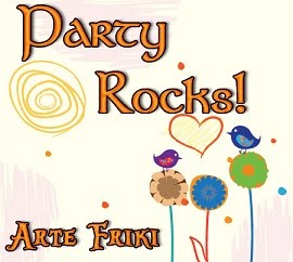 Participo en Party Rocks!!!!
