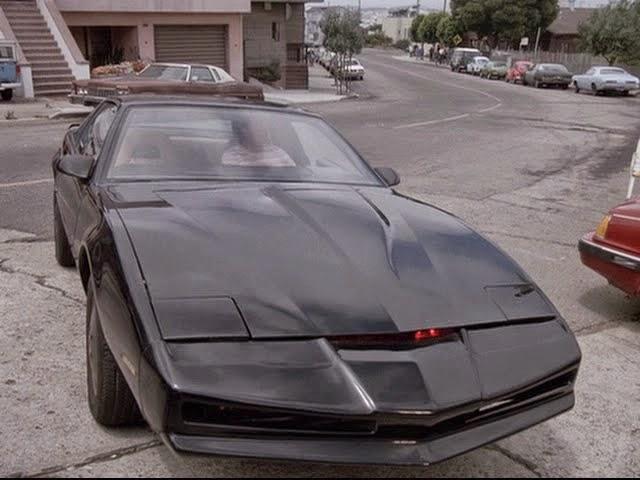 KITT83: Knight Rider Blueprints
