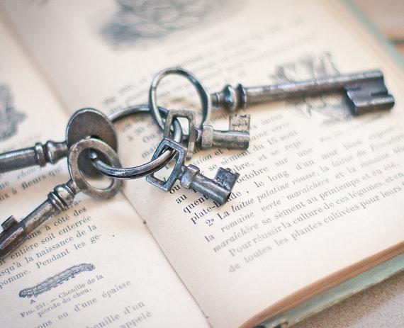 Талисман на ключи