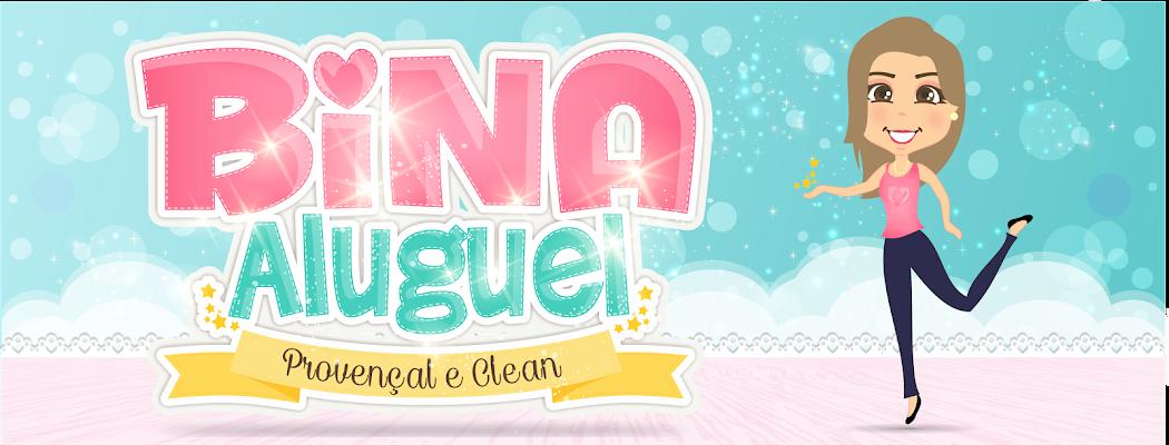 Bina Aluguel Provençal e Clean.