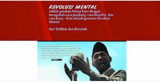 Situs Revolusi Mental