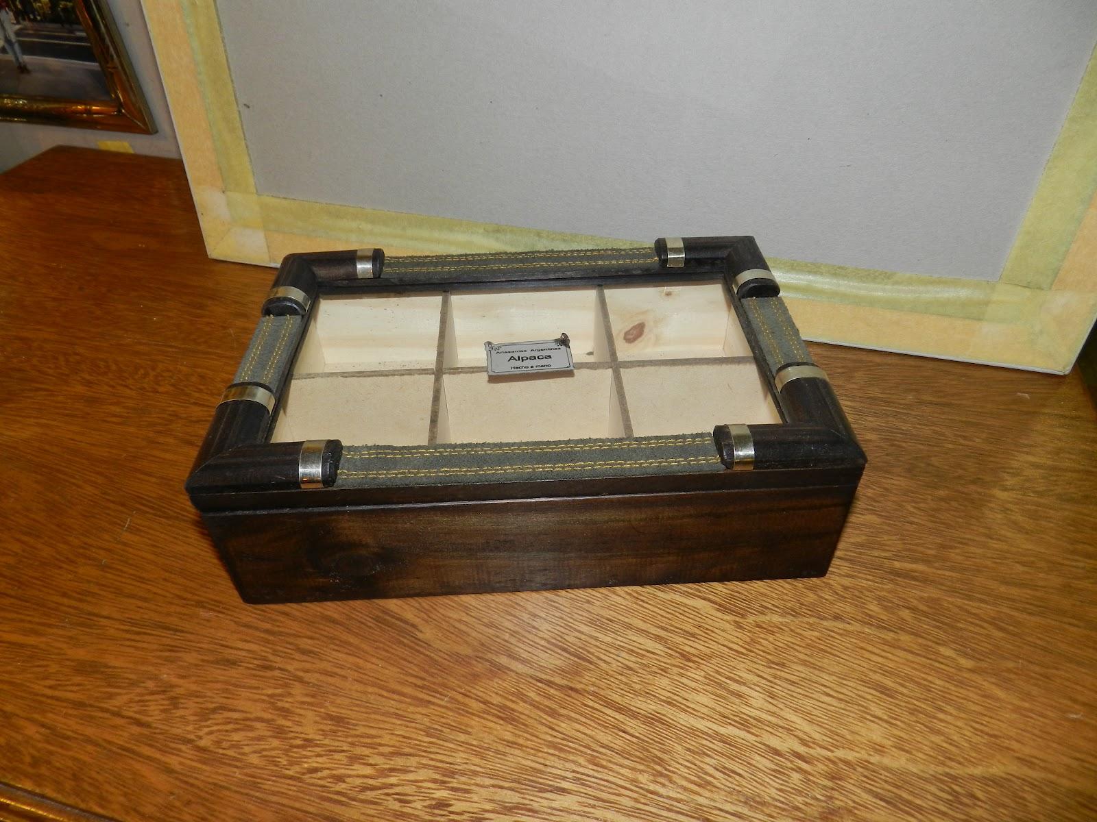 Da vinci cajas de madera r sticas for Cajas de madera pequenas