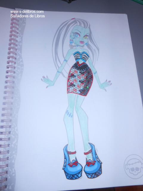 Monster High: Diseños de miedo y Maquillajes escalofriantemente ...