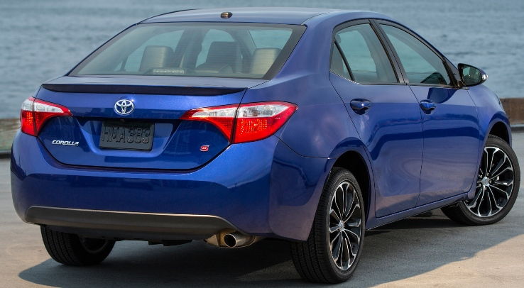 The Top Priced Corolla S Plus (above) With 6 Speed Manual Transmission  Starts At $22,110. The All New Corolla Will Deliver Combined Mpg Between 31  And 34 ...