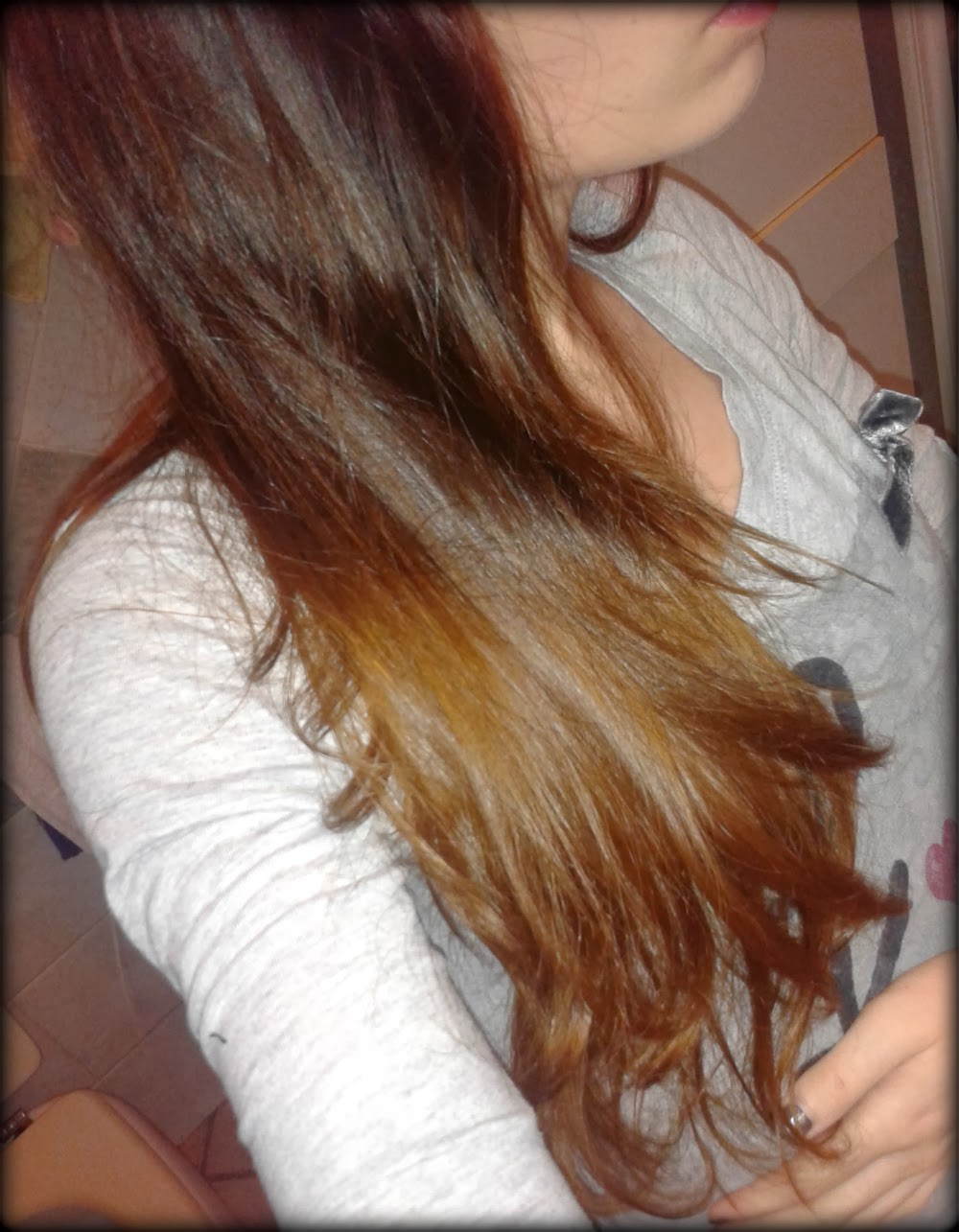 Risposte di olio di capelli secche indelebili