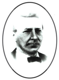 William P. Wood, First Chief of the Secret Service, 1865-1869