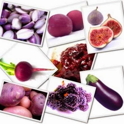 alimentos roxos, quais são, como agem, seus benefícios