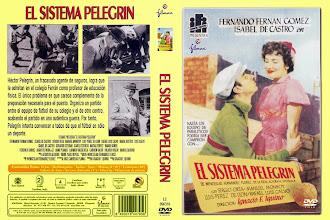 Caratula dvd: El sistema Pelegrín 1952