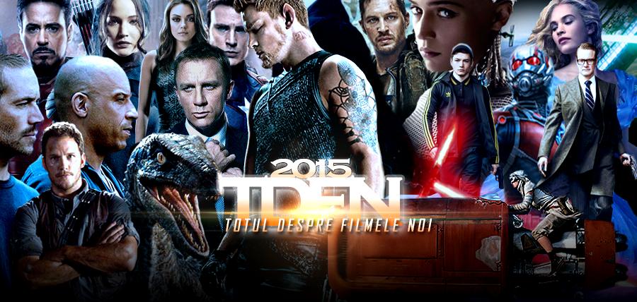 Totul Despre Filmele Noi: cele mai anticipate filme din 2015