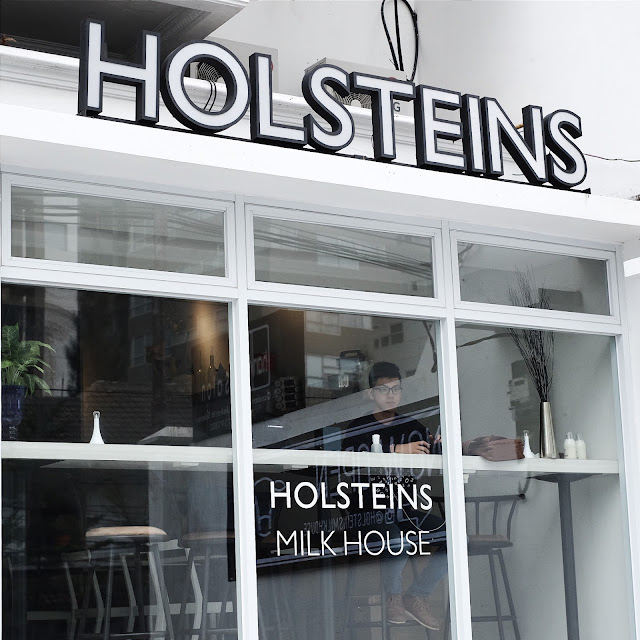 holsteins milk house Gandaria