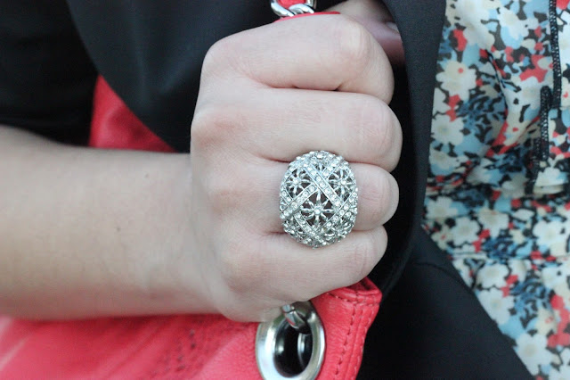 Glam Cocktail Ring