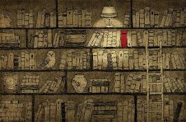 ¡Oh, oh!... ¿y ese libro?