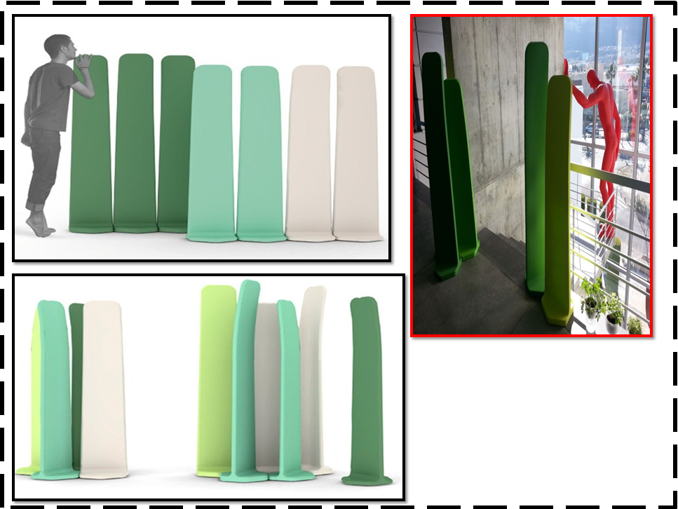Gena design divisori x ambiente for Ambiente design