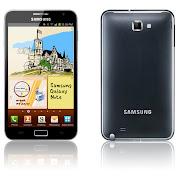 . começando com o Galaxy SII, Galaxy Tab 10.1 e o Galaxy Note.