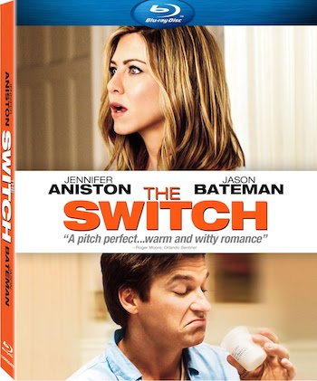 The Switch 2010 Dual Audio [Hindi English] 720p BluRay 800mb