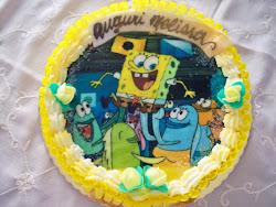 Torta spongibol
