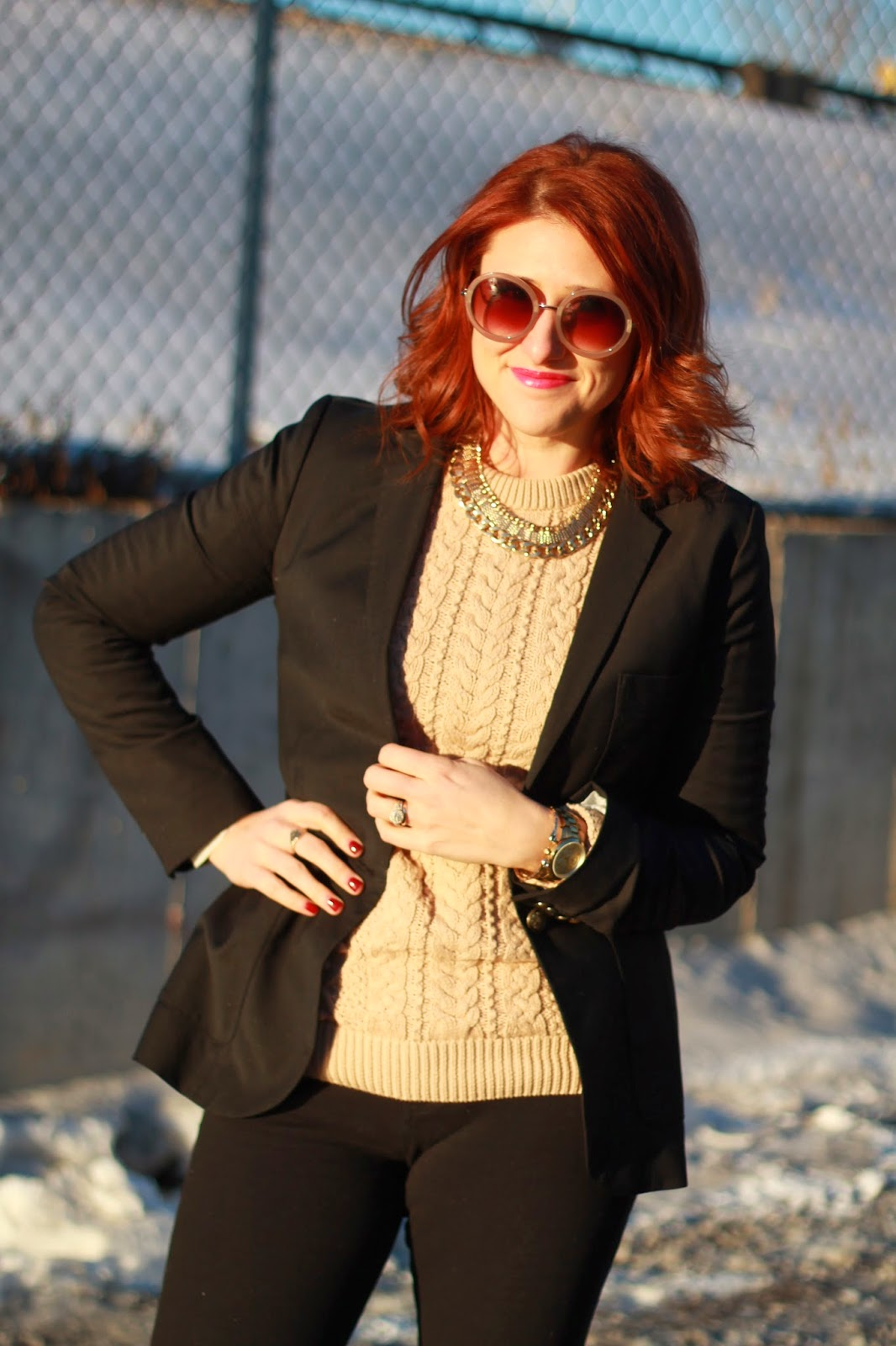 cable, knit, zara, sweater