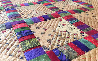 Quilt Detail Fabadashery