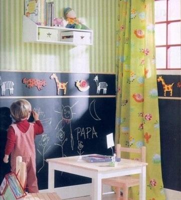 Tres cachitos decorar con pintura de pizarra - Pintura pizarra titan ...
