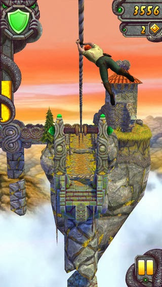 free temple run 2 iphone ipad ios itunes