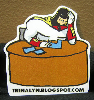 space ghost art cartoon fanart sticker original