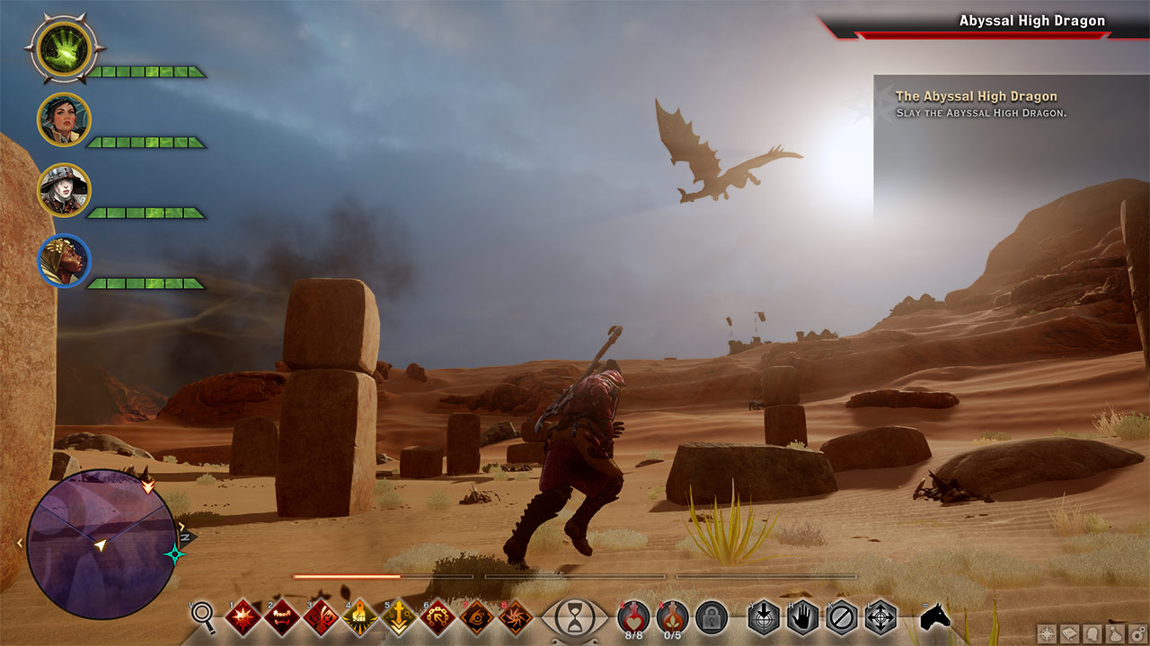 Dragon Age: Inquisition dragon