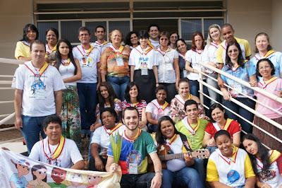 Infância, Adolescência e Juventude Missionária realizam formação em Belo Horizonte