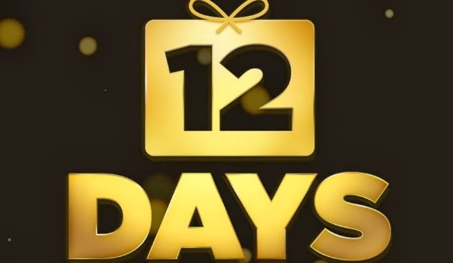 Apple's '12 Days of Gifts' App for 2013 - 2014 is Ready