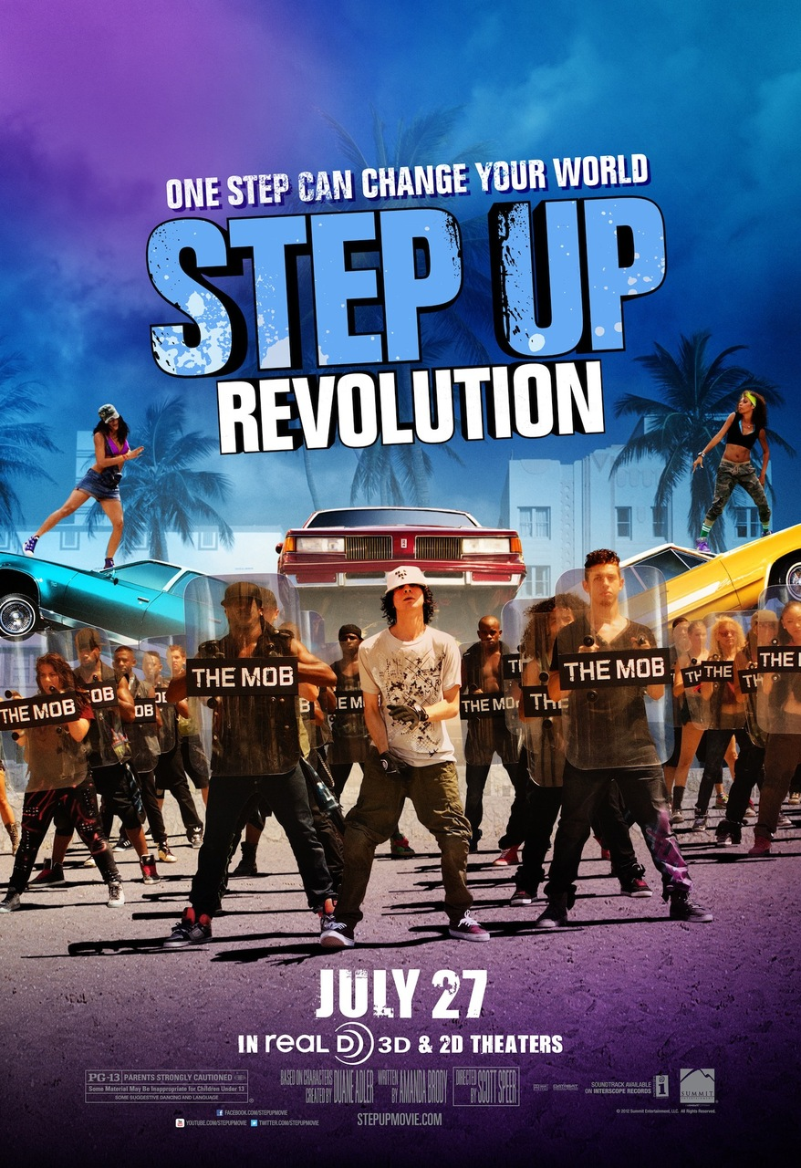 Step Up – Revolution [2012]