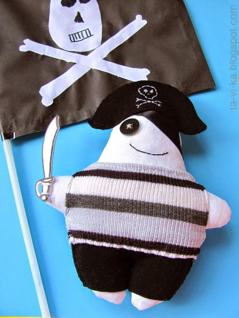 Как сделать костюм пирата » Mr. How - мы знаем, как 634