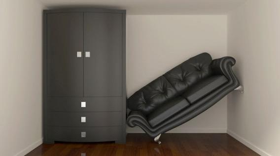 12 tips jadikan bilik atau rumah sempit lebih luas